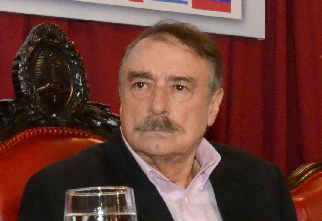 Ignacio Ramonet director del Le Monde Diplomatique