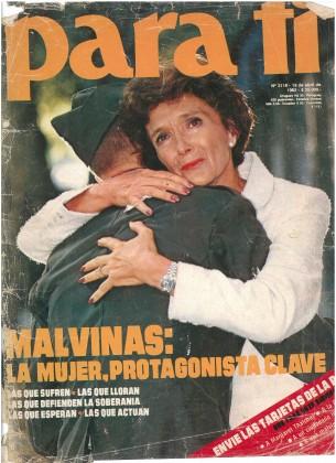 Para Ti. 19 de abril de 1982