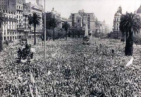 17 de octubre de 1945: el día que cambió la historia | Diario Contexto