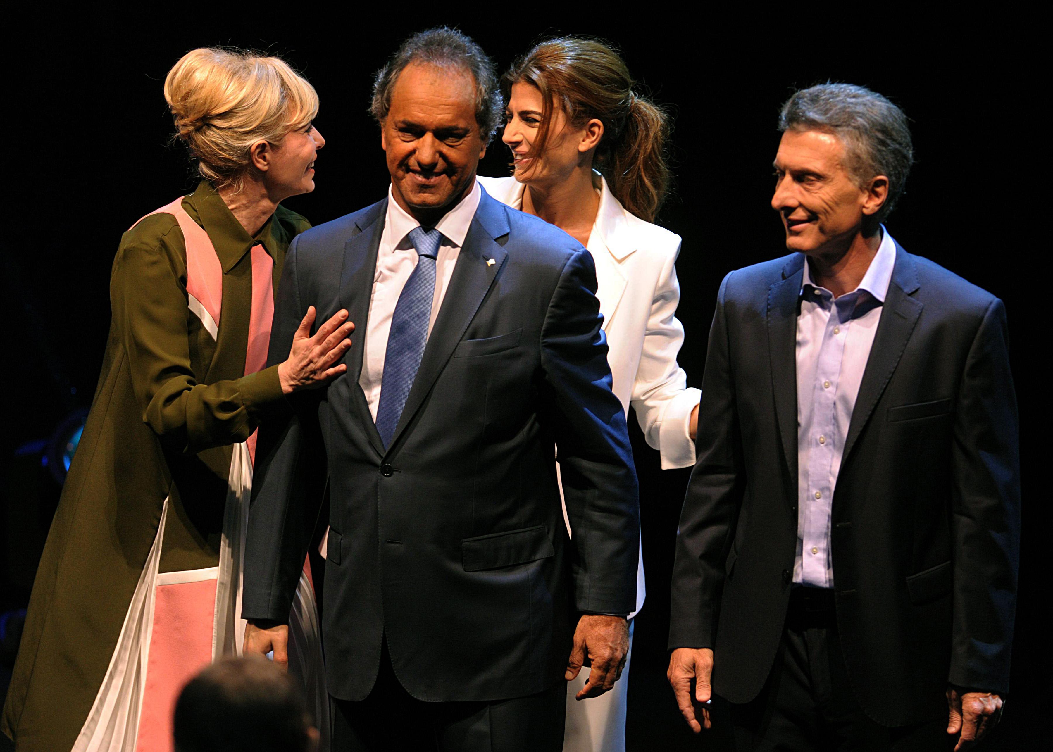 Argentina Debate (Foto Telam)