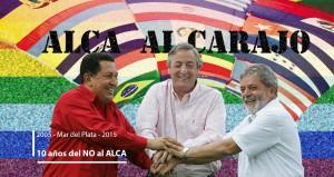 NO AL ALCA - 11 AÑOS