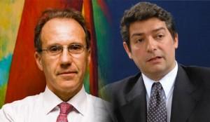 Horacio Rosatti y Carlos Rosenkrant
