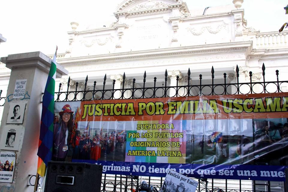 Justicia por Emilia 2