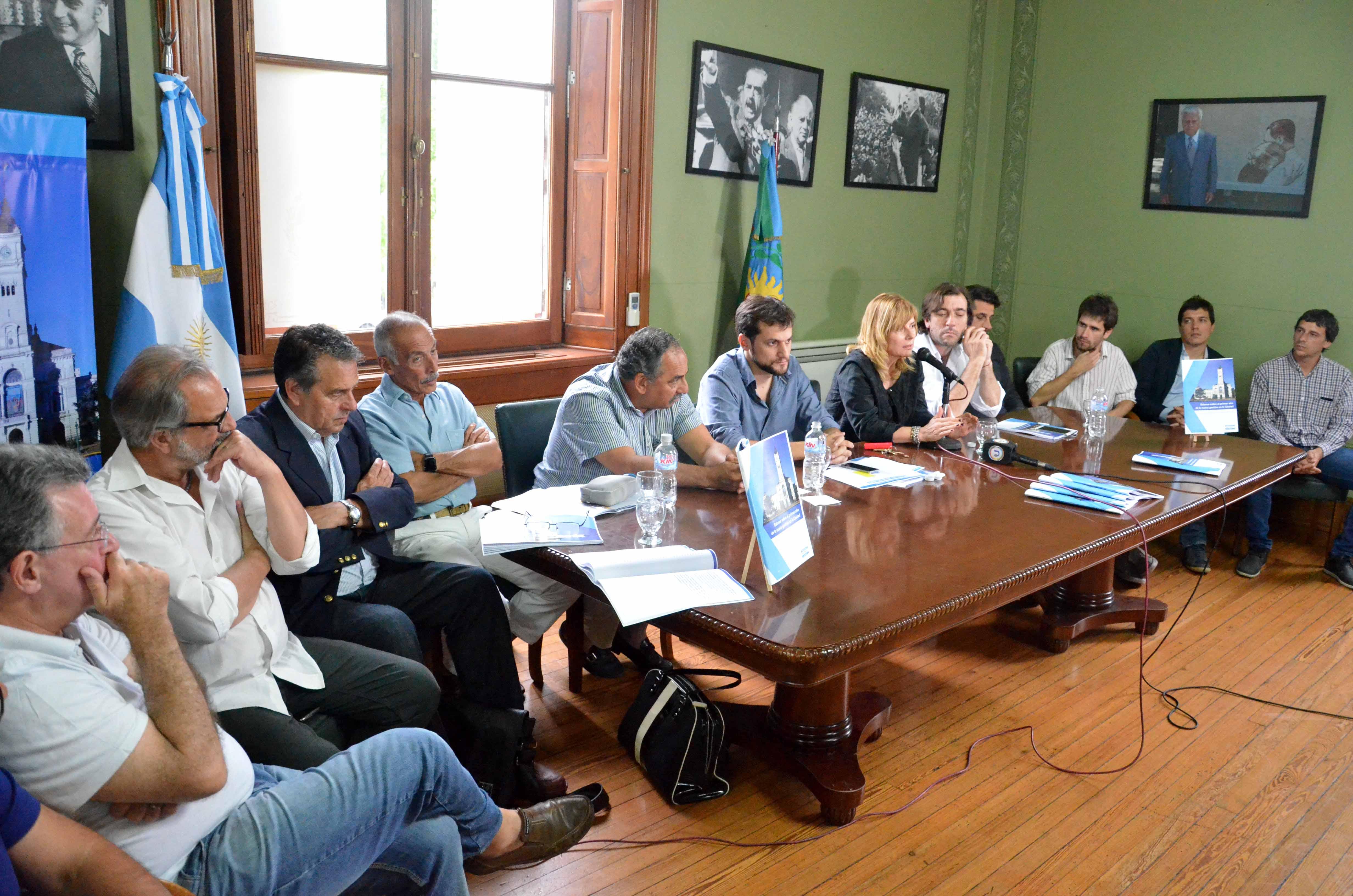 En diciembre, se presentó el informe en la cámara de Diputados bonaerense