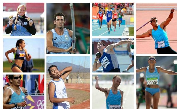 Atletismo desde Londres llegaron grandes ilusiones