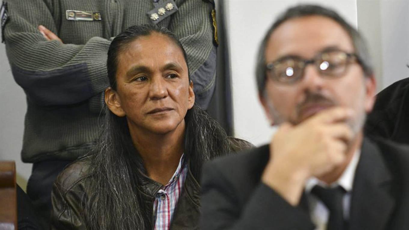Suspendieron la indagatoria a Milagro Salas